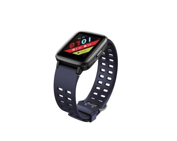 Leotec Multisport Worldfit Smartwatch Azul