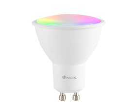 NGS Smart WiFi LED Bulb Gleam 510C 45W