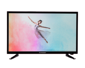 "Schneider Rainbow 23.6"" LED HD Negro"