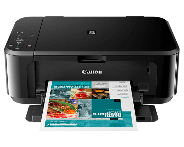 Canon Pixma MG3650S Multifunción WiFi Negra