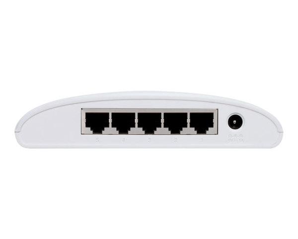 D-LINK DGS-1005D Switch 5 Puertos Gigabit 10/100/1000 Mbps