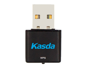 Kasda KW5312 Wireless Adaptor Inalámbrico Nano USB  300Mbps