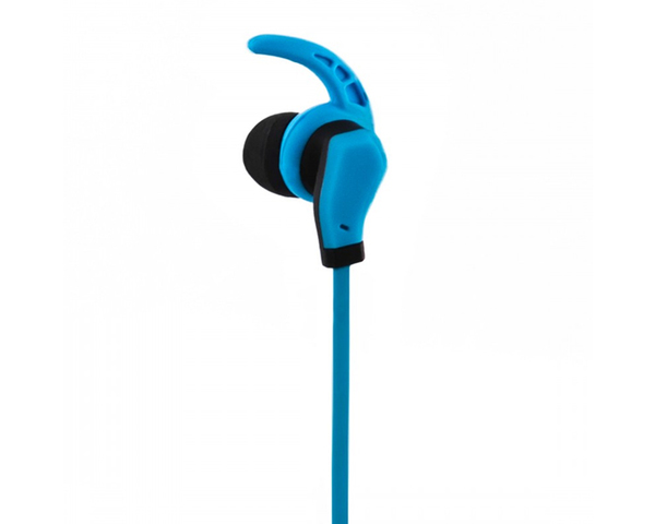 CoolBox CoolSport II Auriculares Bluetooth Azules
