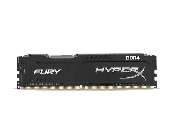 Kingston HyperX Fury Black 16 GB DDR4 2666 Mhz.