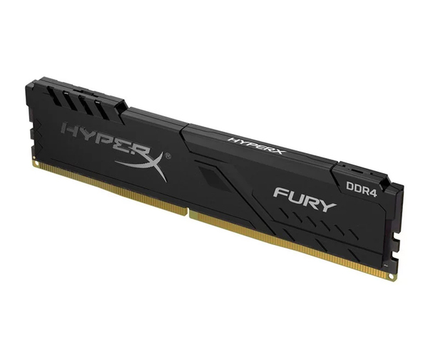 Kingston HyperX Fury Black 16 GB DDR4 2666 Mhz.