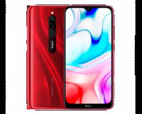 "Xiaomi Redmi 8 4/64GB 6.22"" Rojo Libre"