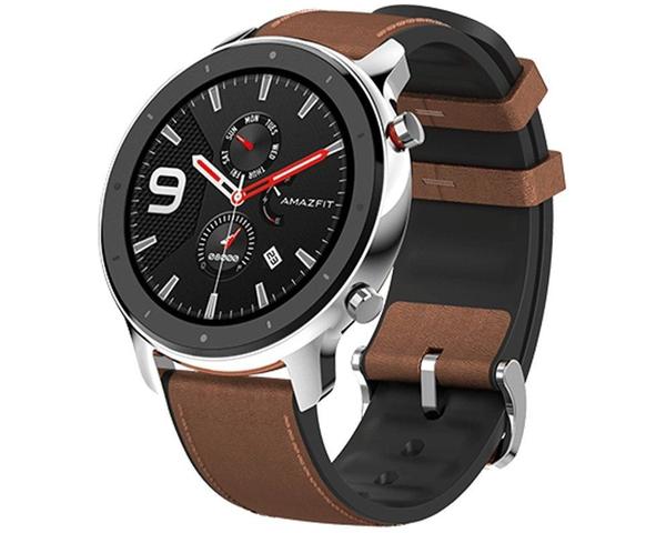 Amazfit GTR Reloj Smartwatch 47.2MM Stainless Steel
