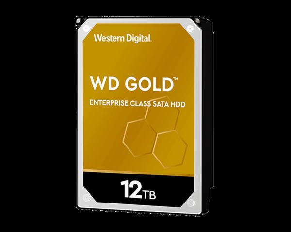 "WD Gold 3.5"" 12TB  SATA"