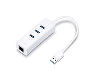 TP-Link UE330 Adaptador de Red USB 3.0 A Ethernet Gigabit 3 x USB 3.0