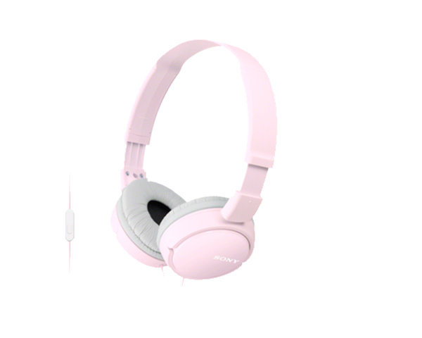 Sony MDR-ZX110AP Auriculares Rosa