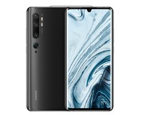 Xiaomi Mi Note 10 (6/128GB) Negro Libre