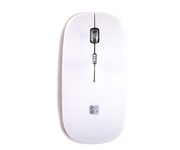 Subblim Flat Ratón Inalámbrico Bluetooth 1600DPI Blanco