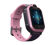 Leotec Kids Allo GPS Antipérdida Smartwatch 4G Rosa