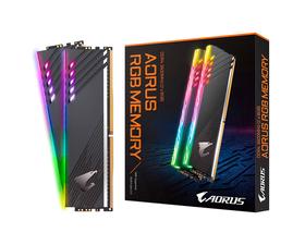 Gigabyte AORUS RGB DDR4 3600 2x8GB