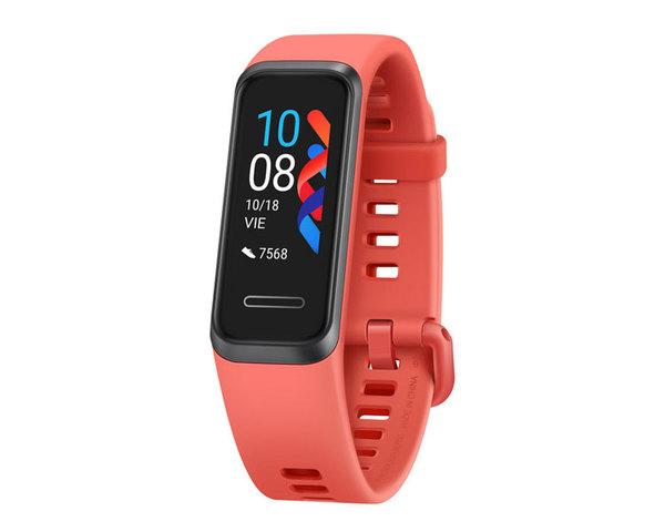 Huawei Smart Band 4 Pulsera de Actividad Amber Sunrise