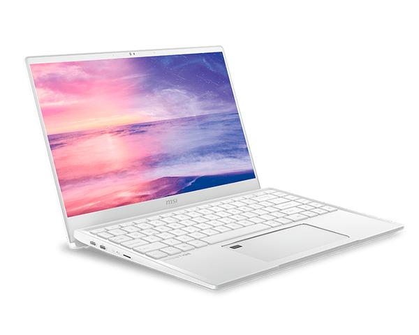 """MSI Prestige 14 A10RB-020ES Intel Core i7-10510U/ 16GB/ 1TB SSD/ MX250/ Win 10 Pro/ 14"""" Blanco"""