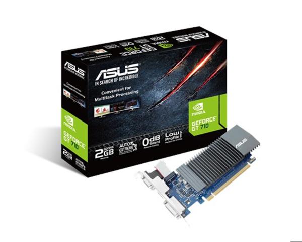 Asus GeForce GT710 2GB GDDR5