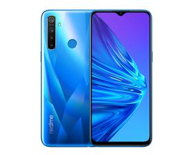 """Realme 5 4/128GB  6,5"""" Crystal Azul Libre"""