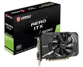 Msi GeForce GTX 1660 SUPER AERO ITX OC 6G GDRR6