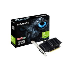 Gigabyte GeForce GT710 2GB GDDR5 LP PCI-E Silent