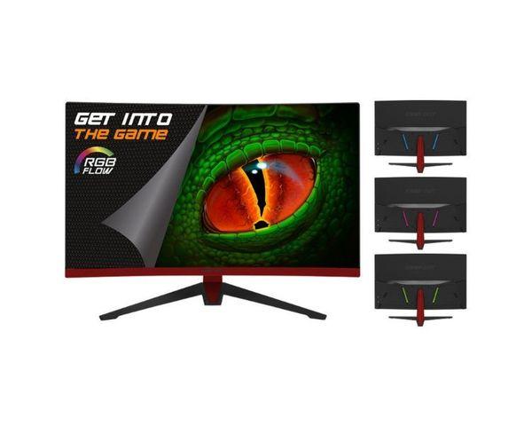 "Keep Out XGM27 RGB Monitor Gaming 27"" LED FullHD 165Hz"