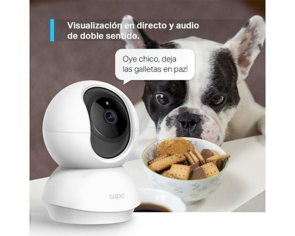 TP-Link Tapo C200 Cámara IP/Webcam 360º WiFi