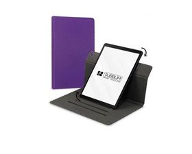 """Subblim Funda Rotate Exclusive 360º Para Tablets Samsung Tab A T510/515 de 10.1"""" Morado"""