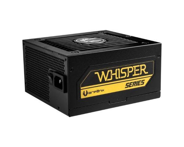 BitFenix Whisper Fuente de Alimentación 750W 80+ Gold Modular