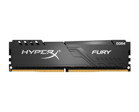 Kingston HyperX Fury Black DDR4 32GB 3200 Mhz.