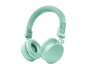 Trust Tones Auriculares Inalámbricos Bluetooth Turquesa