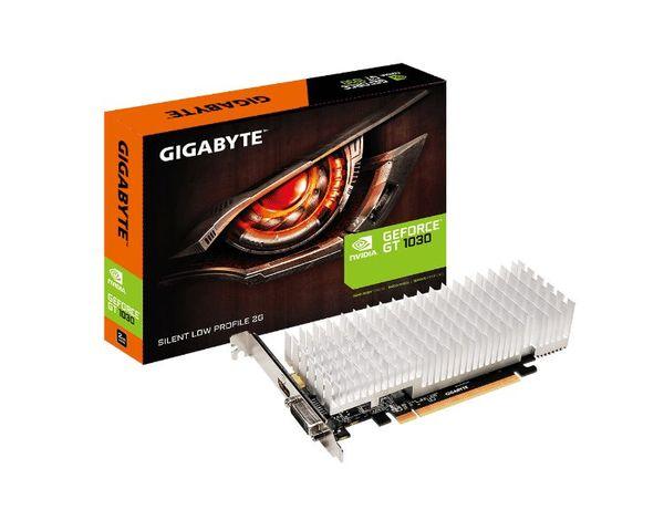 Gigabyte GeForce GT 1030 Silent 2GB GDDR5 LP