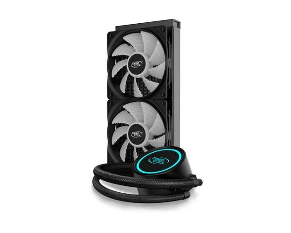 DeepCool Gammaxx L240 RGB V2 Refrigeración Líquida