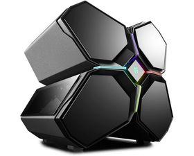 DeepCool Gamer Storm QuadStellar Cristal Templado RGB USB 3.2