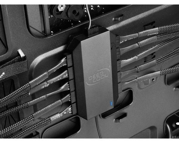DeepCool FH-10 Hub de ventilador 10 Puertos