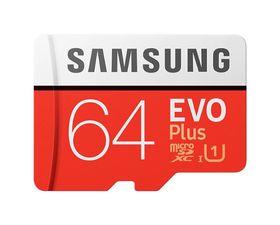 Samsung EVO Plus 2020 64GB MicroSDXC Clase 10