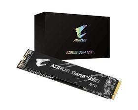 Gigabyte AORUS SSD 2TB M.2 2280 VME Gen4 PCIe