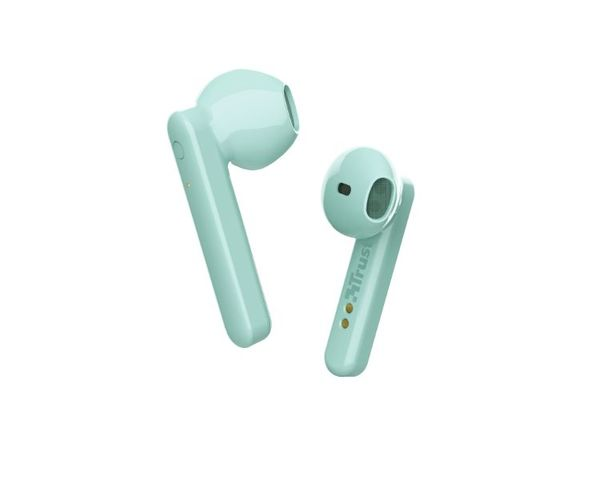 Trust Primo Touch Auriculares Bluetooth Mint