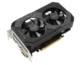 Asus TUF Gaming GeForce GTX1650 OC Edition 4GB GDDR6