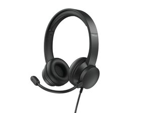 Trust HS-200 Auriculares Negros