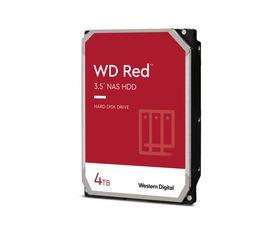 "WD Red 4TB 3.5"" NAS SATA3"