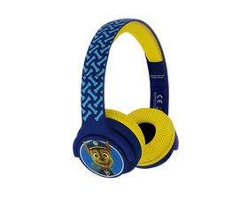 PAW Patrol Chase Auriculares Infantiles Inalámbricos