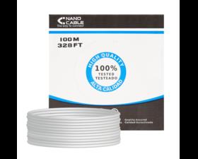 Nanocable Cable UTP CAT5E RJ45 100Metros