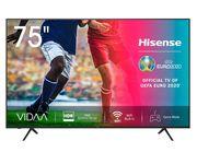 Hisense 75A7100F 75'' Smart TV LED UltraHD 4K HDR10