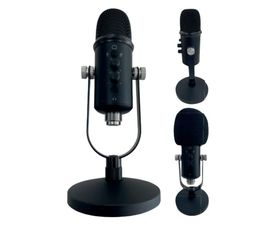 KeepOut Pro 500 Micrófono Profesional Negro