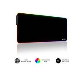 Subblim Alfombrilla Premium Gaming XL RGB