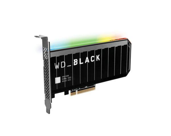 WD Black AN1500 1TB SSD PCIe NVMe