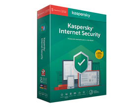 Kaspersky Lab Internet Security 2020 5 Dispositivos (1 Año)