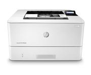 Impresora A4 Monocromo HP LaserJet Pro M404dn W1A53A    Impresión a Doble Cara Automática, Gigabit Ethernet, USB 2.0, HP Smart App, Pantalla Gráfica LCD, Blanca