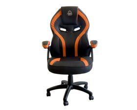 KeepOut XS200 Silla Gaming Negro/Naranja